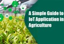 IoT Application in Agriculture
