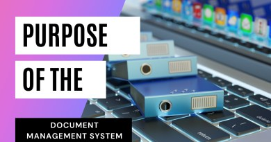Purpose of Data Management System