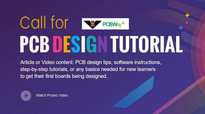 PCBway PCB design Contest