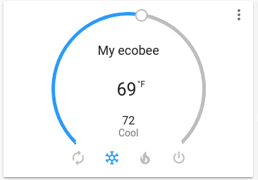 Using Ecobee with Home Assistant - IoTRant