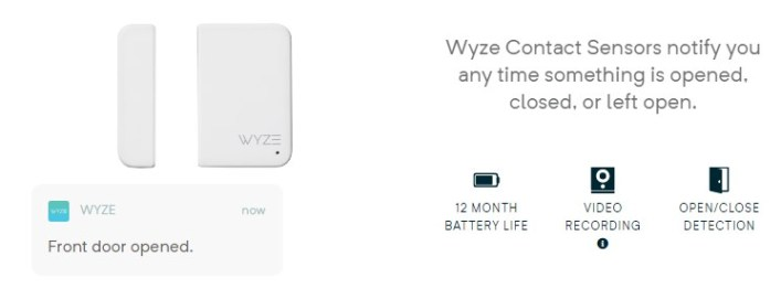 Product Review: Wyze Sense - IoTRant