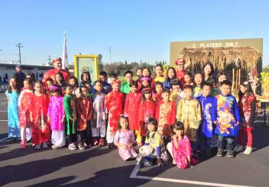 Lunar New Year 2019- Zeyen Elementary School 02/08/2019