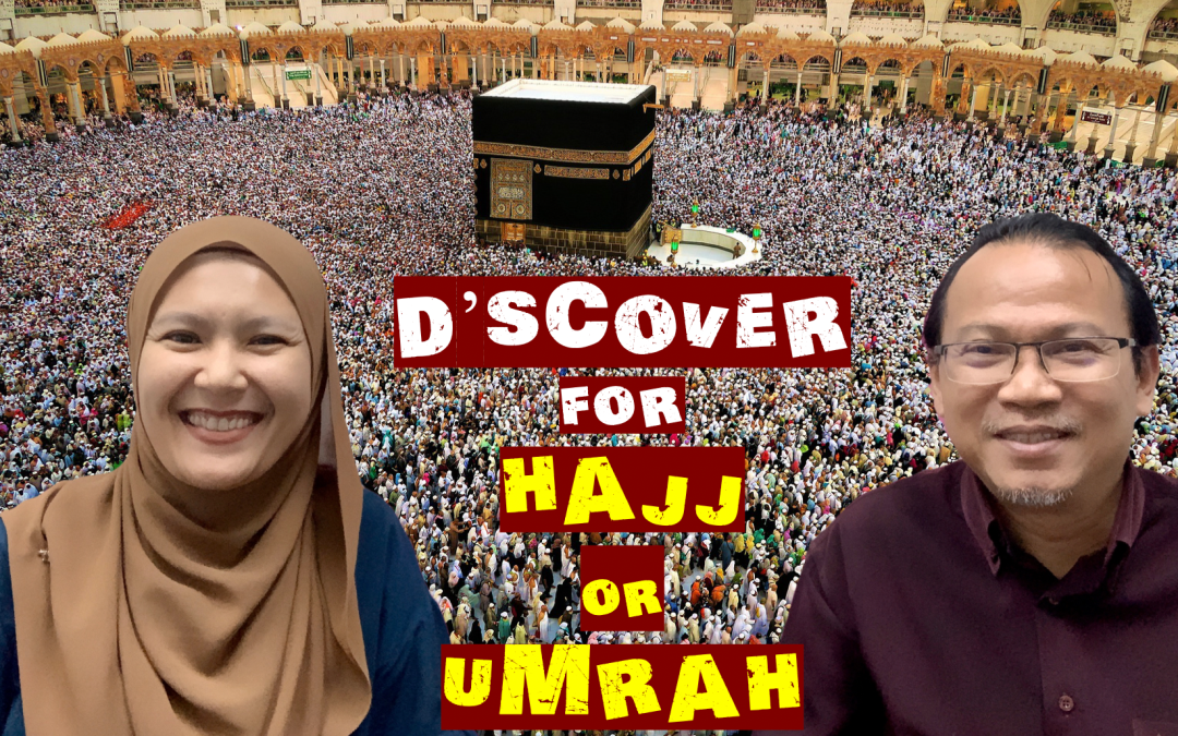The Best Travel Companion App for Hajj or Umrah