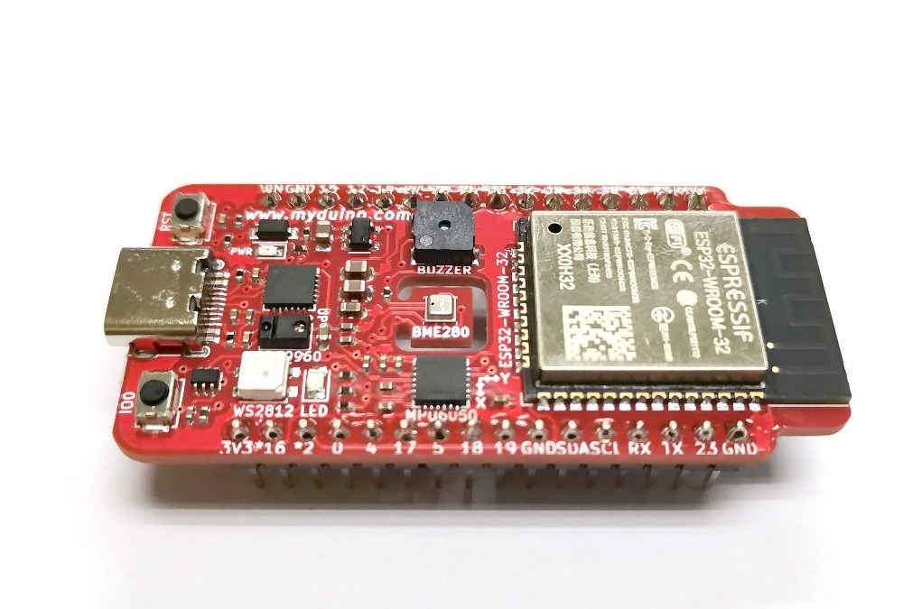 Malaysia IoT Board: Hibiscus Sense and FAVORIOT