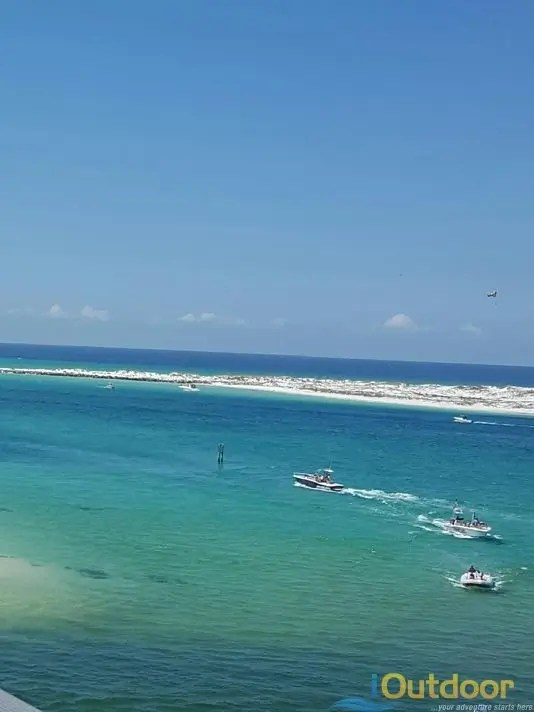 Destin fishing always a load of fun party boat or charter for Pensacola party boat fishing