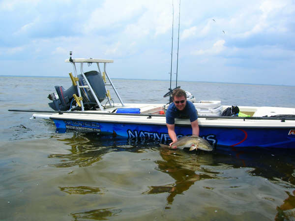 Mosquito Lagoon Fl Fishing Boats Ioutdoor Fishing Adventures