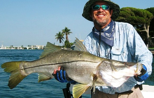 Inshore fishing cape coral florida is one of the best for Cape coral fishing report
