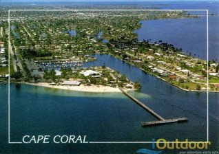 Fishing Cape Coral Florida