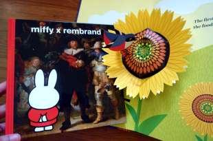 在共讀中接觸藝術 miffy x rembrandt 荷蘭國立博物館發行的米菲兔與大師繪本