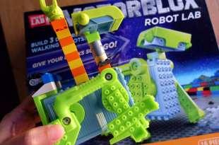 我又被燒到了|MotorBlox: Robot Lab|可以和樂高積木結合的積木機器人,還可變身四足怪獸