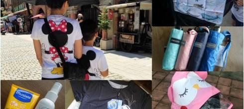 好物分享|涼感衣、降溫防曬無毒傘、新可靈長效保潔劑、兒童防曬乳、車用遮陽簾