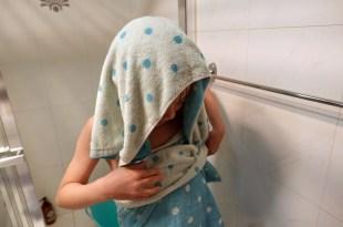 竟然是黴菌感染 小孩圓形禿 三個月要換毛巾和隨身準備方巾