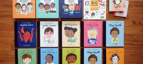 美到我每一本都想買|Little People Big Dreams|不能錯過的好書