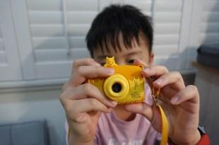 同大爺的第一台兒童數位相機,還有濾鏡功能太好玩