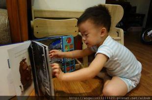 [同大爺書報]英國紅翻-怪獸古肥玀●The Gruffalo's Child Sound Book●有聲書