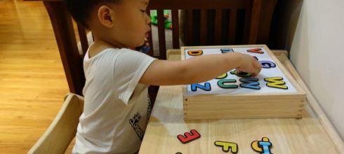 [大推]同大爺私物●innovativeKids學習字母百寶箱●含磁鐵,白板盒,拼圖