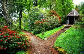 Historic Homes and Gardens of the Scottish Highlands