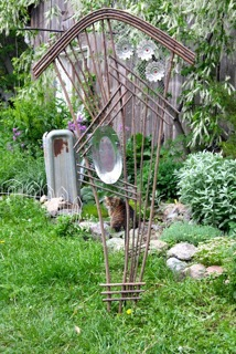 Build Your Own Willow Trellis