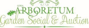 Garden Social & Auction Logo