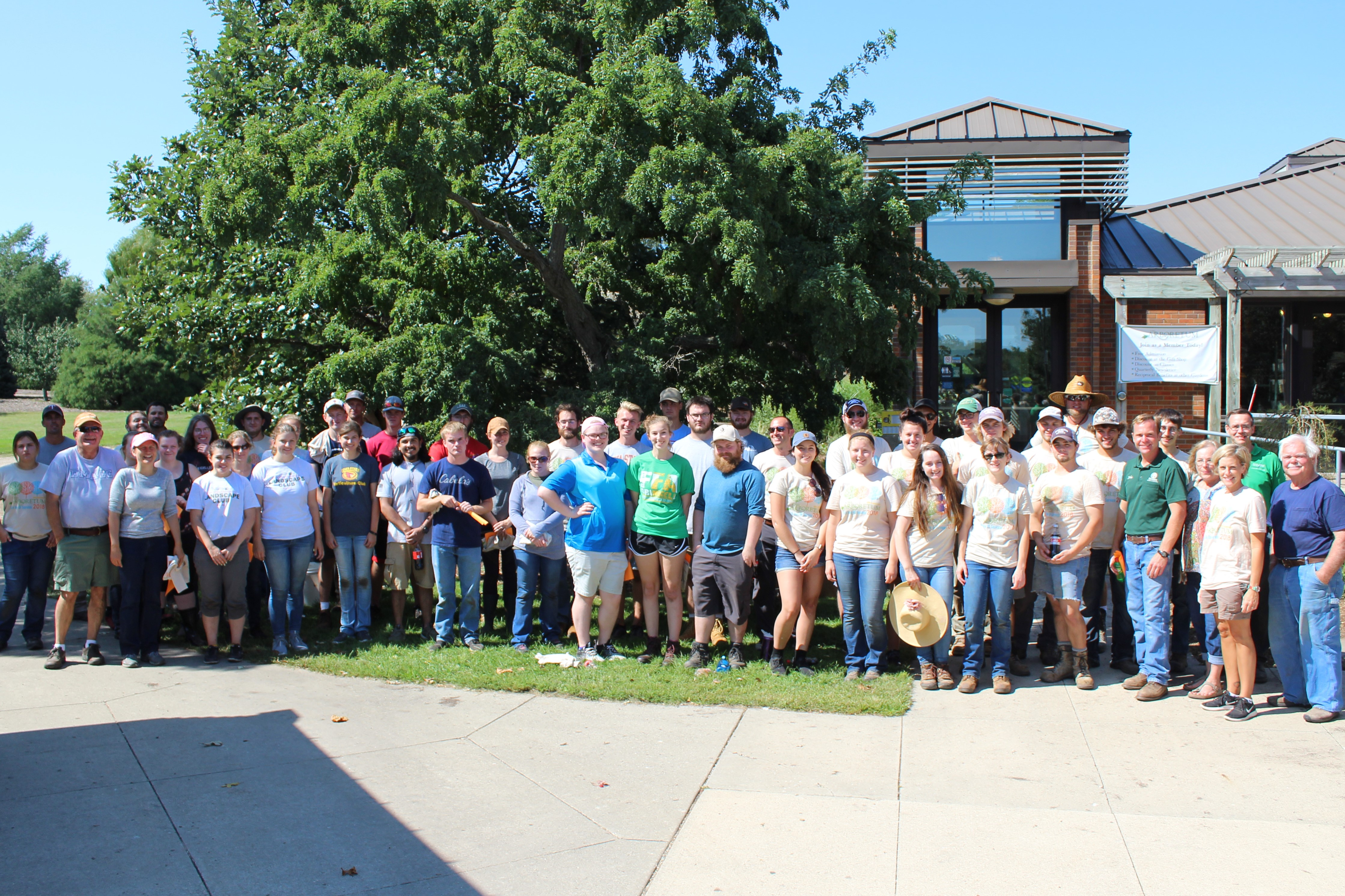 Iowa Nursery and Landscape Association - Day of Service