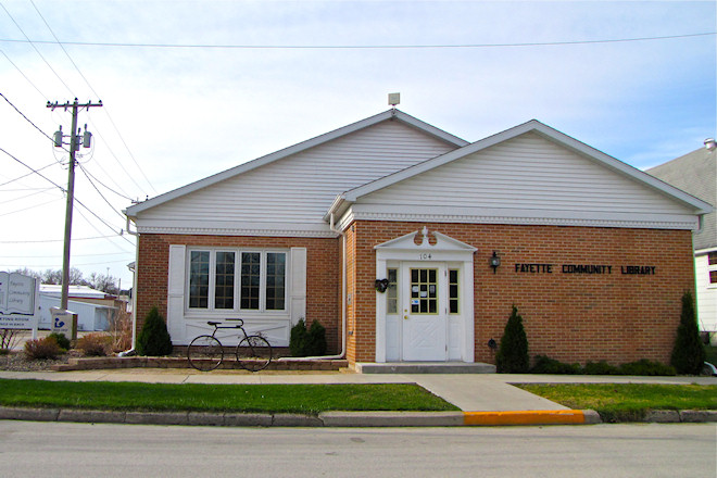 Council Bluffs Public Library Meeting Rooms