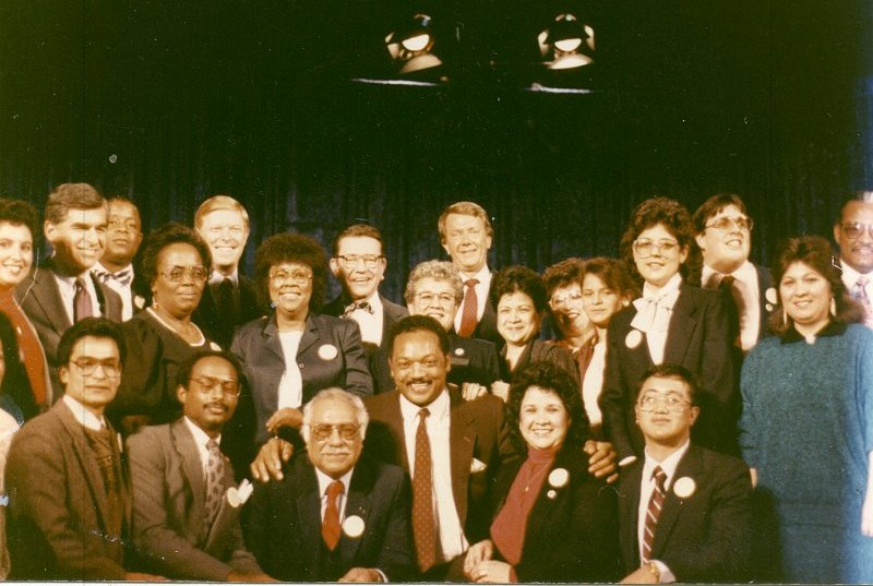 Short of attendees of 1988 forum