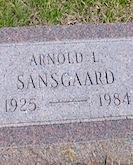 Arnold Sansgaard