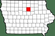 Franklin County in Iowa