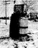 Henry Juchems mailbox