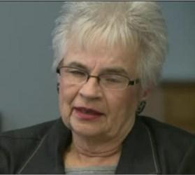 Marvin Brandland's daughter, Jan Horton