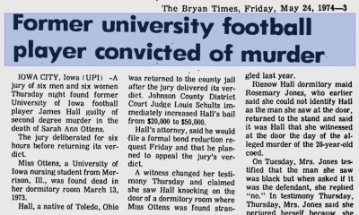 Courtesy the Bryan Times, May 24, 1974