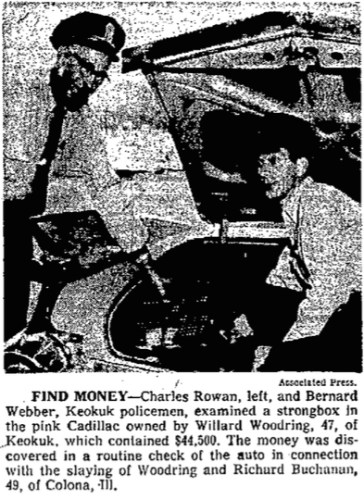 Courtesy The Gazette, Oct. 12, 1960