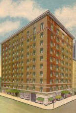 Chamberlain Hotel in color