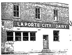 Dairy owned by Dale Redman