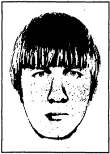 Tom Mather suspect sketch