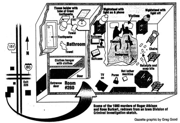 Courtesy Cedar Rapids Gazette, March 15, 1992