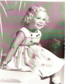 Maureen Brubaker age 2