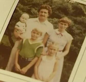 Phil Terrell family