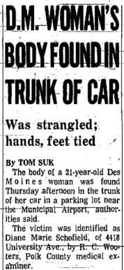 Courtesy Des Moines Register, July 11, 1975