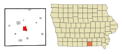 Centerville in Appanoose County