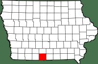 Decatur County in Iowa