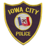 Iowa City Police Dept. patch