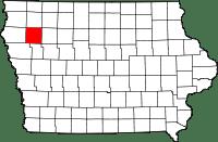 Cherokee County Iowa