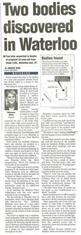 Courtesy Waterloo Cedar Falls Courier
