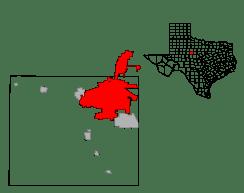 Abilene, Texas, in XX County