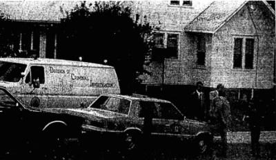 Vander Esch home where Lisa was shot