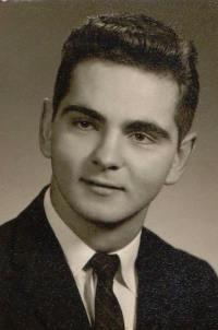 Neal Townsend graduation photo