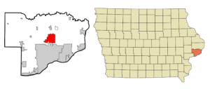 Eldridge, Iowa