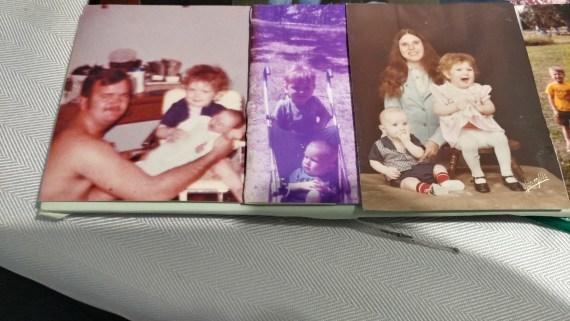 Frankie Capps family photos