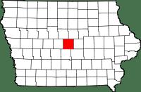 Story County in Iowa